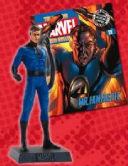 Classic Marvel Figurine Collection #028 Mr Fantastic Eaglemoss Publications
